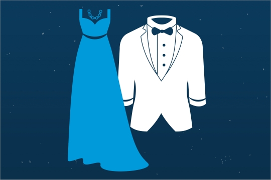 Dress for the Ball and Discount Information